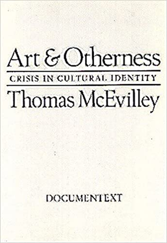 Book Art & Otherness: Crisis in Cultural Identity (Documentext)