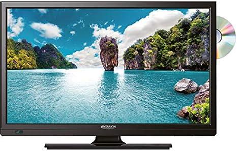 ANTARION televisor HD DVD Dvix Slim LED 23,6 12 V 24 V 220 V ...