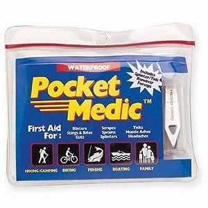 Adventure Medical Kits Pocket Medic Kit (Pack of 2)