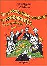 Petits problèmes quotidiens de probabilités avec leurs solutions par Frugier