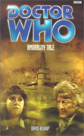 book cover of Amorality Tale
