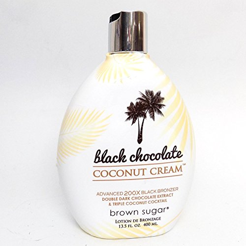 Brown Sugar BLACK CHOCOLATE