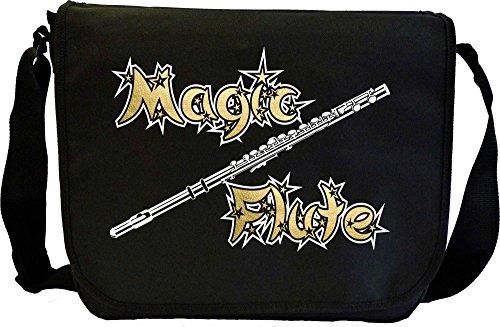 Flute Magic - Sheet Music Document Bag Musik Notentasche MusicaliTee