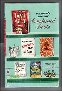 Readers digest condensed books online