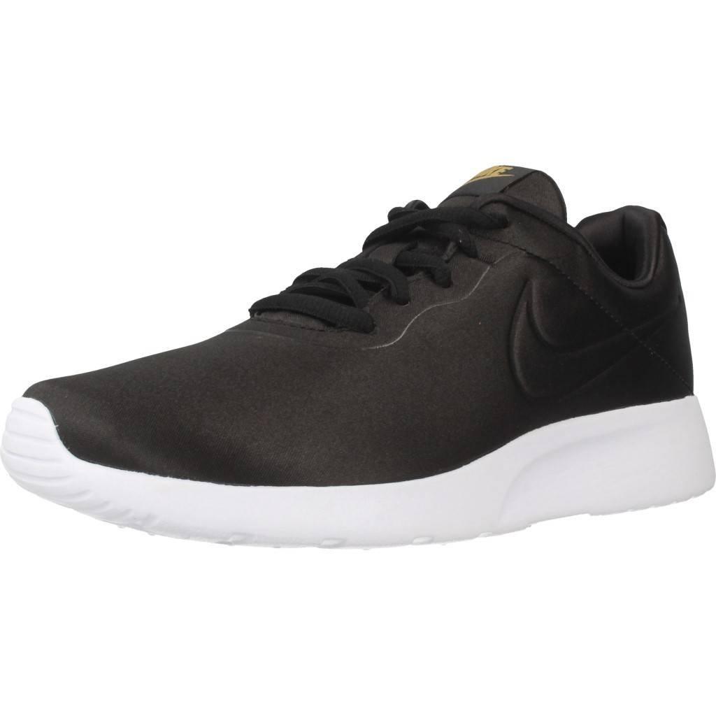 Nike - Nike Wmns Tanjun Prem Scarpe Sportive Donna Nere 38 EU|Negro