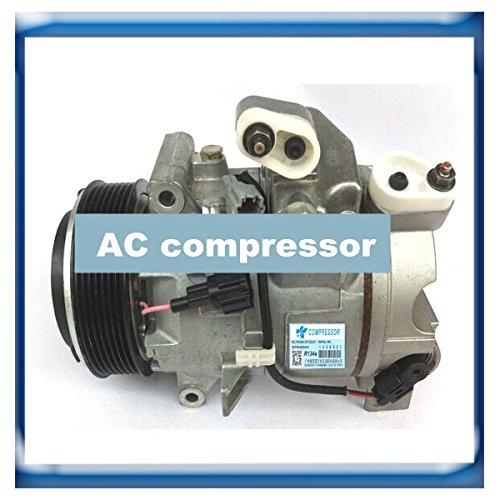 Infiniti A/c Compressor - GOWE A/C Compressor for CWE618 A/C Compressor for Nissan Infiniti G35 3.5L 92600JK20A 92600JK20B 10000766Y 68674