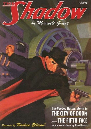 The Shadow: The City of Doom / The Fifth Face (Shadow (Nostalgia Ventures)) ebook