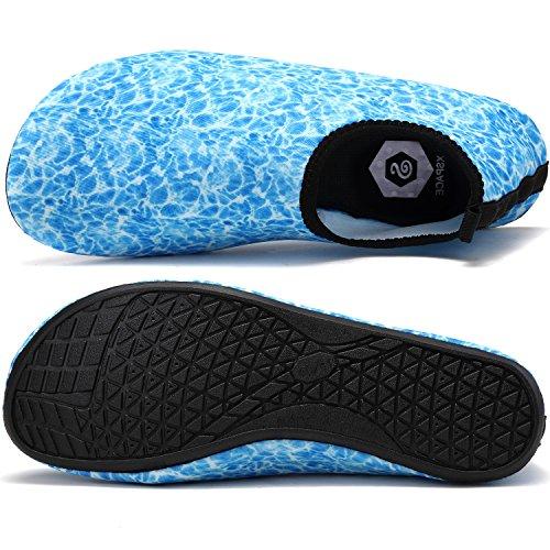 Shoes Yoga Blue Surf Pool Aqua For Beach Swim Unisex Socks Water Barefoot Sixspace 6q7P7E