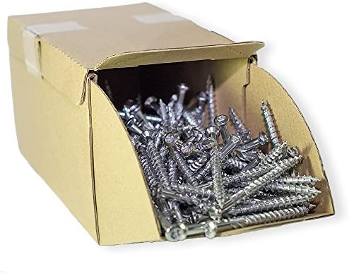 Terrassenschrauben 200 St/ück T-INOX 5 x 50 mm // 5 x 60 mm Torx 25 200, 5 x 50 mm 1x Edelstahl Bit C1 Edelstahl geh/ärtet inkl