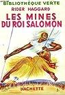 Les mines du roi salomon par Rider Haggard