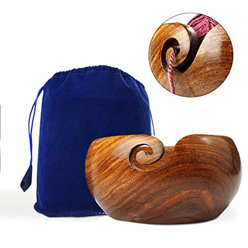 Which is the best yarn bowl yarn holder?