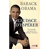 L'Audace d'Esperer (French edition of The Audacity of Hope)