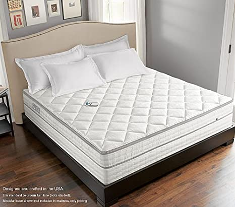 Sleep Number c2 Queen Bed Set by Sleep Number smart mattress - 515K6I8NjRL - Smart mattress – the top list of smart mattresses