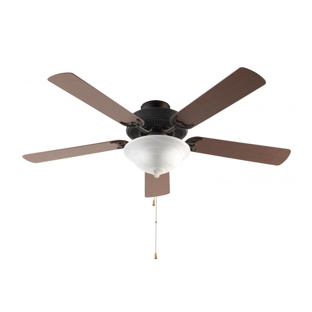 Trans Globe Lighting F-1000 ROB Indoor  Solana Ceiling Fan, Rubbed Oil Bronze