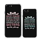 Best Case Friends - iPhone 7Plus+7 Couple Case-TTOTT 2x Floral God Made Review