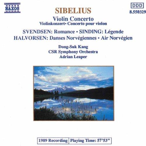 Sibelius: Violin Concerto / Si...