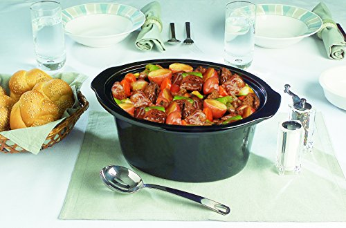 Crock-Pot 7-Quart Oval Manual Sl...
