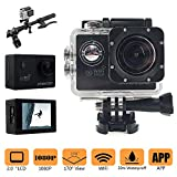 SOOCOO HD Sports Action Video Camera 12M 1080p 2.0