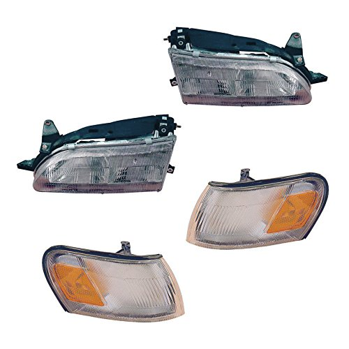 97 corolla headlights assembly - 2