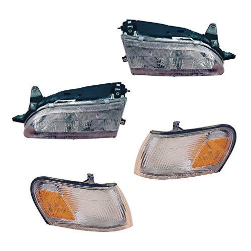 1996 corolla headlight assembly - 7