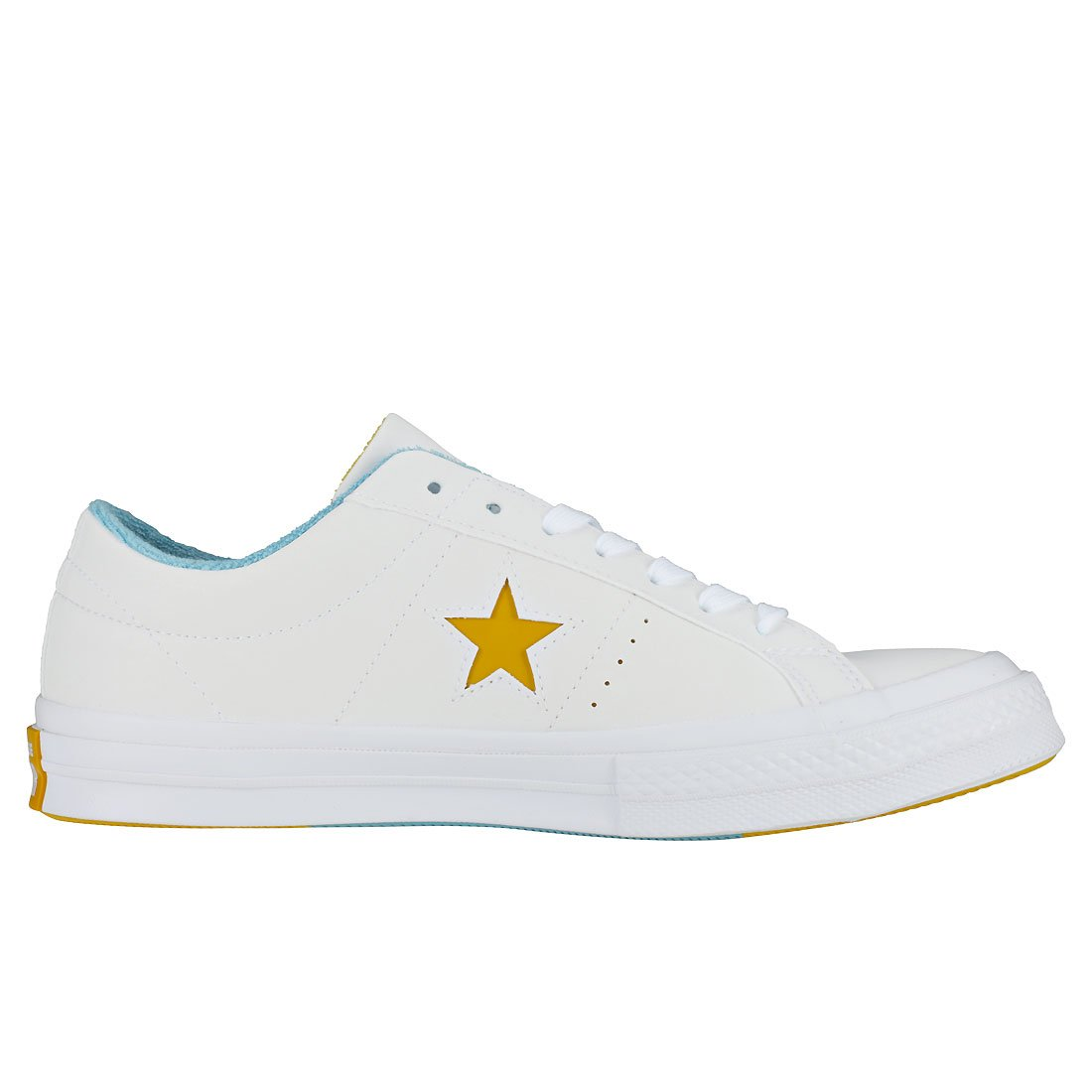 7429f6b9b7fa9b Converse One Star Ox Mens Trainers  Amazon.co.uk  Shoes   Bags