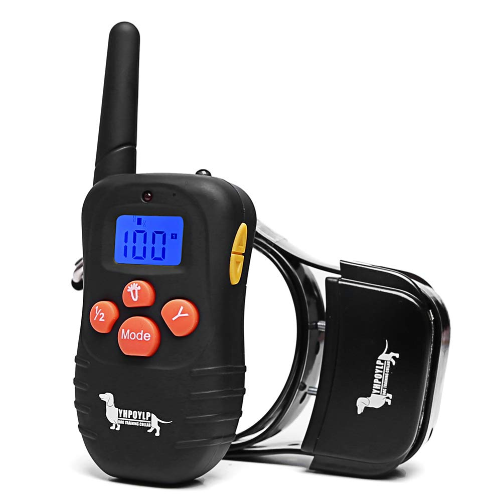 BEHEART Remote Dog Training Collar with Beep Vibration Shock, E-Collar for Small Medium Lager Dogs