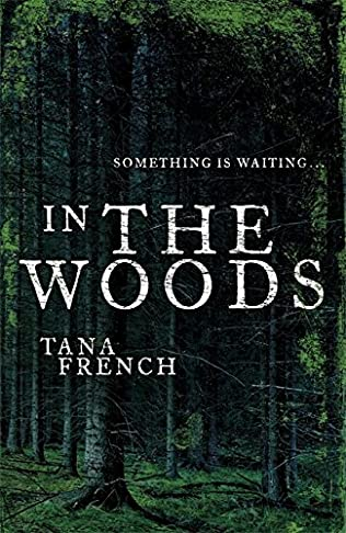 book cover of In the Woods