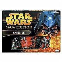 Hasbro Star Wars Saga Edition Chess Set