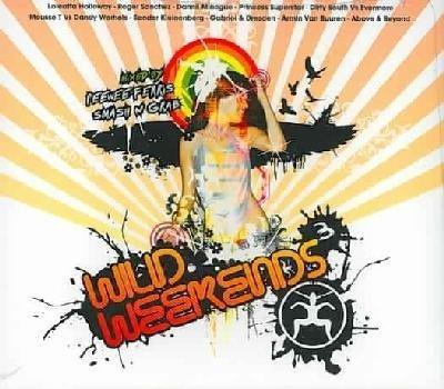 CD : VARIOUS - Wild Weekends 3 / Various (CD)
