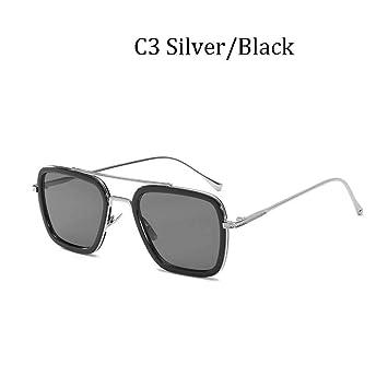 AMXZP Gafas de Sol Hombre Gafas de Sol Hombre Gafas de Sol ...