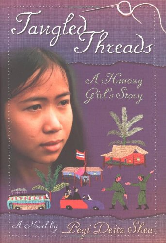 Tangled Threads: A Hmong Girl's Story ebook