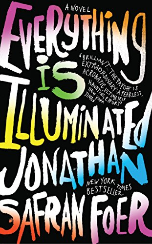 book cover of Everything Is Illuminated