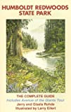 img - for Humboldt Redwoods State Park: A Complete Guide book / textbook / text book