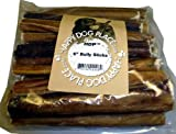 HDP 6'' Bully Sticks Size:Pack of 100