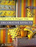 Short Cuts to Designer Style, Jo Avison, 0706375165