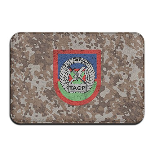 US Army Retro US Airforce Tactical Air Control Party Doormats 13x20