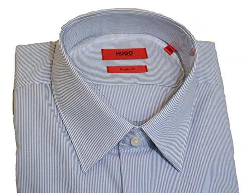 Hugo Boss Herren Business-Hemd blau blau