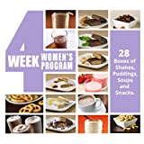 4 Week Women's Weight Loss Program - Healthy Meal Replacement Weight Loss & Healthy Living