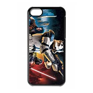 iPhone 5c Cell Phone Case Black Star Wars SJ9465959