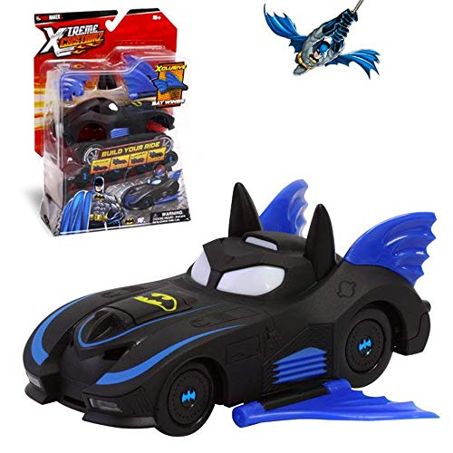 Xtreme Mobile - Ridemakerz DC Comics Batman Xtreme Customz Batmobile Vehicle Starter Kit