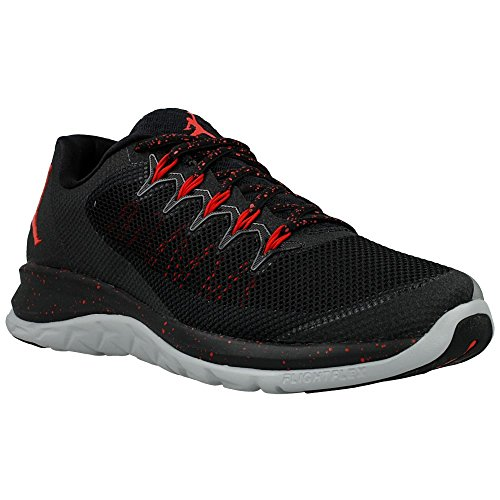Nike - Jordan Flight Runner 2 - Farbe: Rot-Schwarz - Größe: 47.0