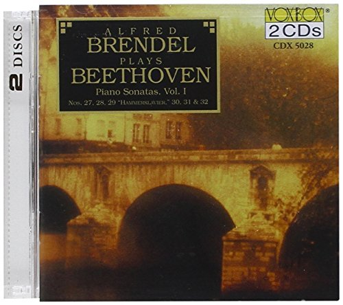 Alfred Brendel Plays Beethoven: Piano Sonatas (1999-10-11)