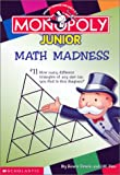 Monopoly Junior Mad Madness, Howie Dewin, 0439275687