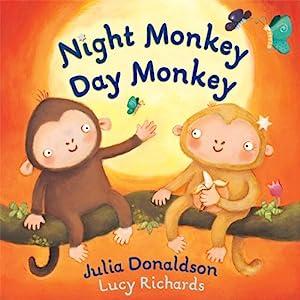 Night Monkey, Day Monkey Audiobook