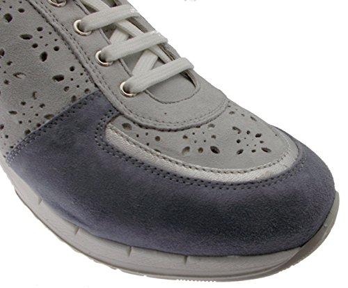 Plantar Sneaker C3795 Avio Lasso Schuh 41 Orthopädischer Blue Damen Loren wPqxT8w
