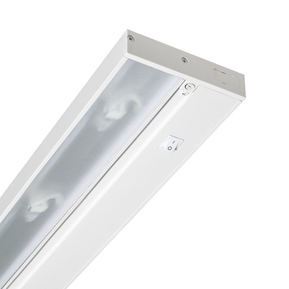 Juno Lighting Group UPX322-WH Pro-Series Xenon Under cabinet Fixture ...