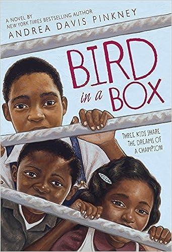 bird in a box pinkney andrea davis