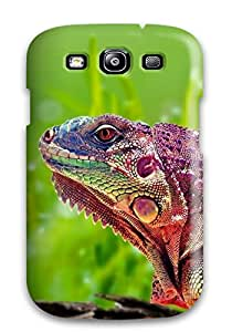 Michael paytosh Dawson's Shop New Style Ultra Slim Fit Hard AnnaSanders Case Cover Specially Made For Galaxy S3- K Iguana 8807525K48670616