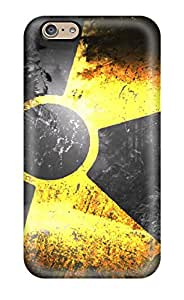 3104513K99147080 Iphone Case - Tpu Case Protective For Iphone 6- Radioactive