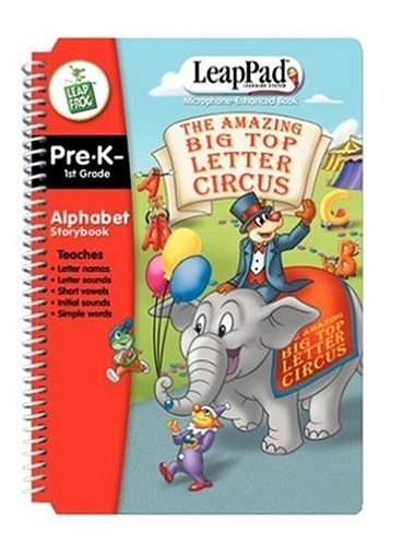 Leap Pre-K Letter Circus